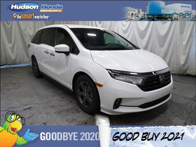 2021 Honda Odyssey EX EX Auto Regular Unleaded V-6 3.5 L/212 [4]