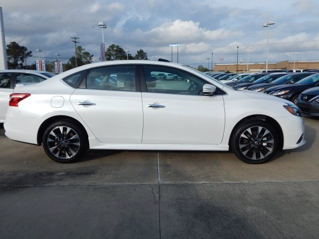 New 2017 Nissan Sentra in PICAYUNE, MS