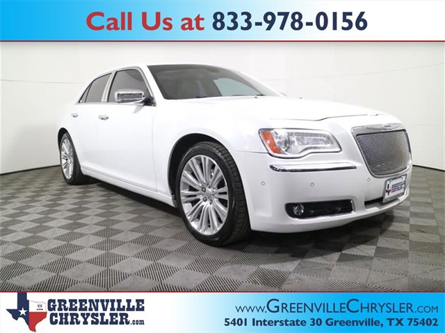 Used 2011 Chrysler 300 in Greenville, TX