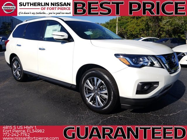 New 2019 Nissan Pathfinder in Fort Pierce, FL