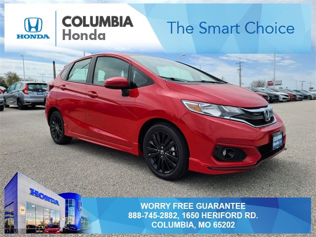 New 2020 Honda Fit in , MO