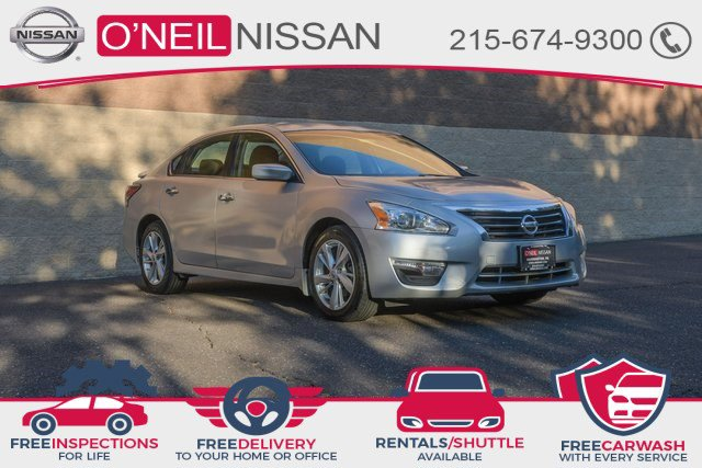 2014 Nissan Altima 2.5 SV 4dr Sdn I4 2.5 SV Regular Unleaded I-4 2.5 L/152 [4]