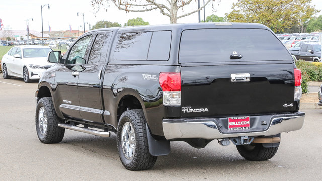 Used 2012 Toyota Tundra 4WD Truck Double Cab 5.7L V8 6-Spd AT