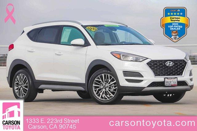 2020 Hyundai Tucson SEL SEL FWD Regular Unleaded I-4 2.4 L/144 [9]