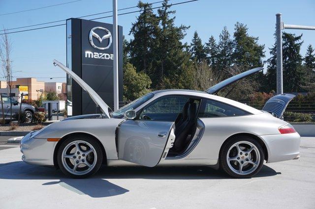 Used 2002 Porsche 911 Carrera CARRERA