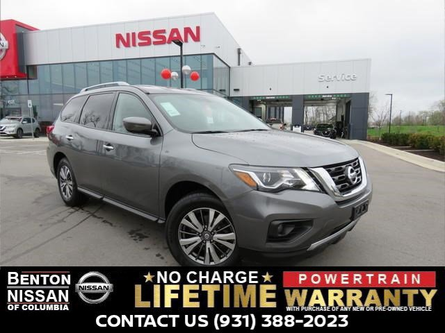 Used 2018 Nissan Pathfinder in Columbia, TN