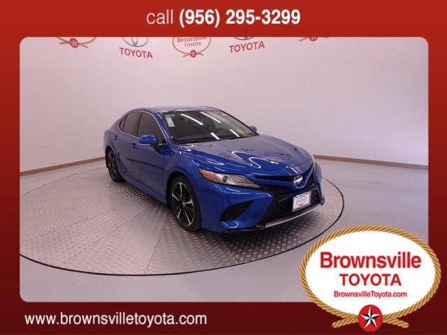 New 2019 Toyota Camry in Brownsville, TX