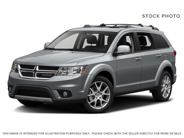2016 Dodge Journey R/T AWD 4dr R/T Regular Unleaded V-6 3.6 L/220 [0]