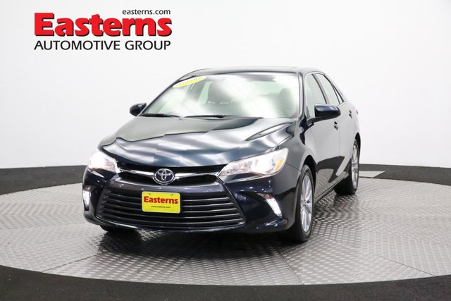 2017 Toyota Camry XLE Convenience 4dr Car