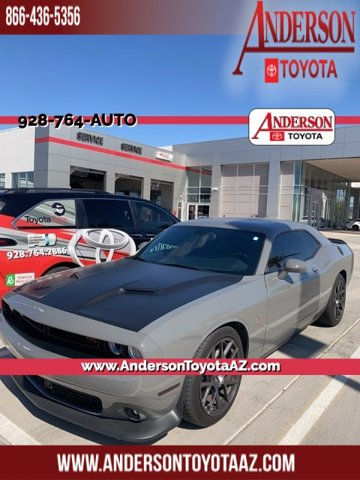 2017 Dodge Challenger R/T Scat Pack Coupe