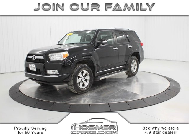 Used 2011 Toyota 4Runner in Mason City, IA