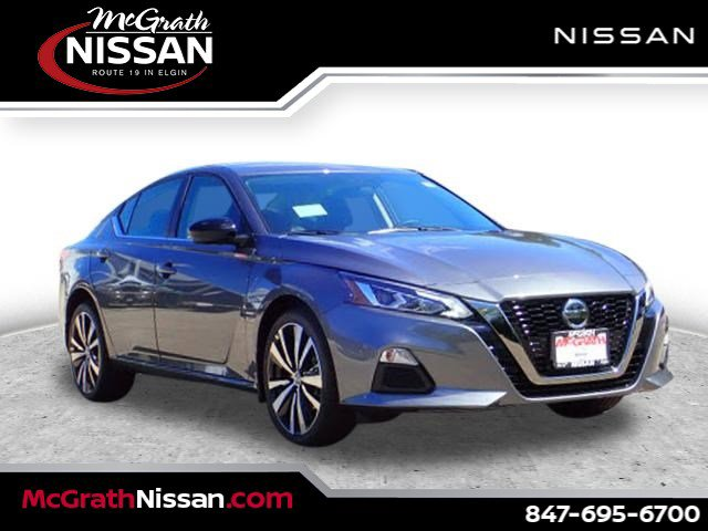 2020 Nissan Altima 2.5 SR 2.5 SR AWD Sedan Regular Unleaded I-4 2.5 L/152 [7]