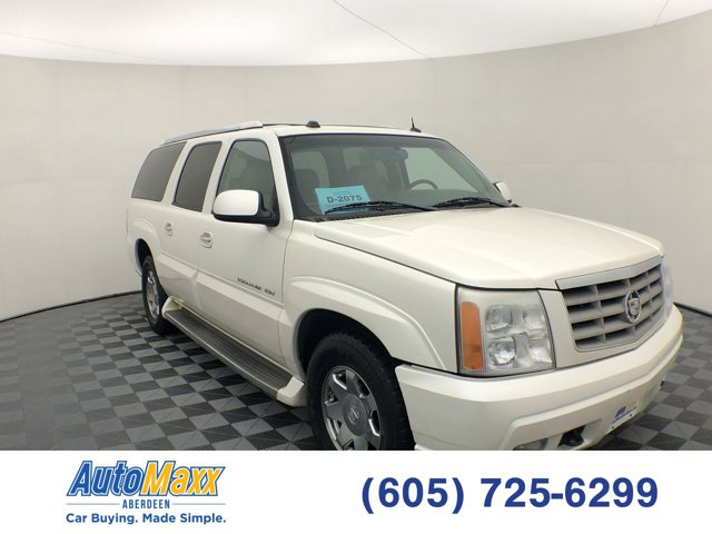 Used 2005 Cadillac Escalade ESV in Lemmon, SD