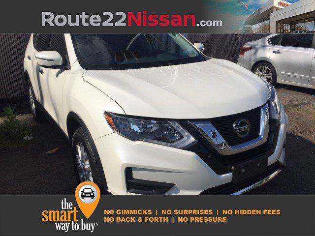 2020 Nissan Rogue SV AWD SV Regular Unleaded I-4 2.5 L/152 [1]