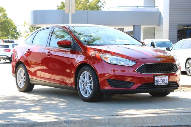 Used 2018 Ford Focus SE Sedan