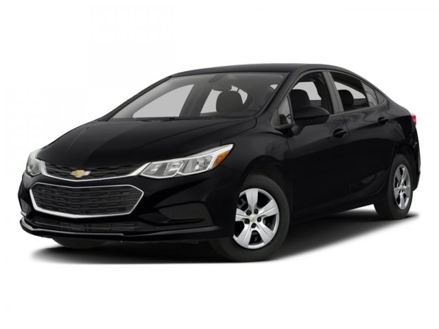 Used 2017 Chevrolet Cruze in Waycross, GA