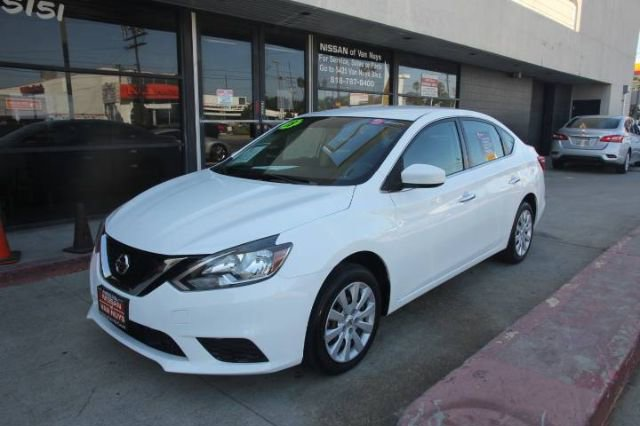 2018 Nissan Sentra S S CVT Regular Unleaded I-4 1.8 L/110 [16]