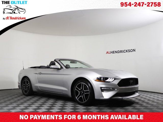 Used 2018 Ford Mustang in Coconut Creek, FL