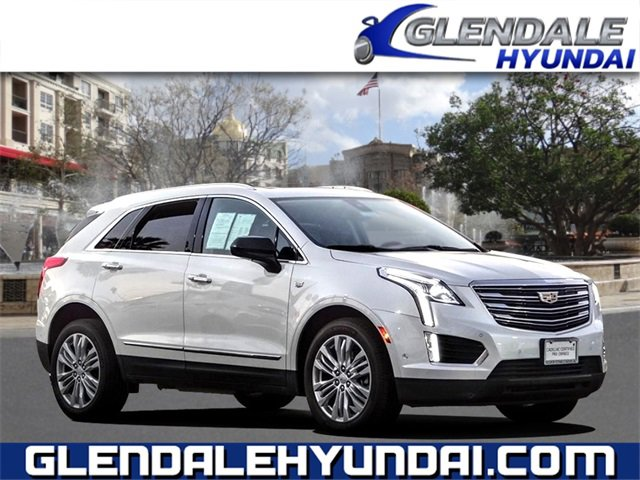 Used 2017 Cadillac XT5 in Glendale, CA