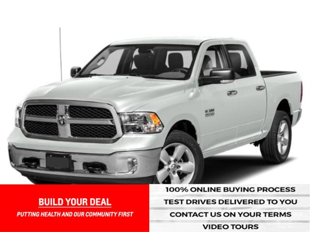 2021 Ram 1500 Classic | WARLOCK Crew Cab 4x4 | REMOTE START | NAV | Warlock 4x4 Crew Cab 5'7″ Box Regular Unleaded V-8 5.7 L/345 [9]