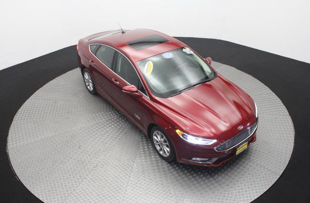 2017 Ford Fusion Energi for sale 122753 2