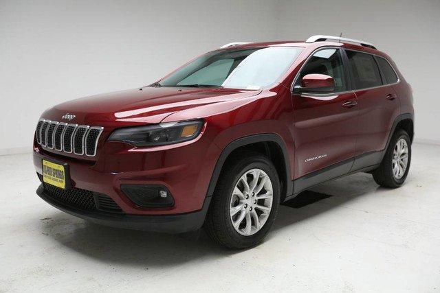 New 2019 Jeep Cherokee in Sulphur Springs, TX