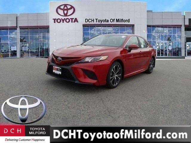 New 2019 Toyota Camry in Milford, MA