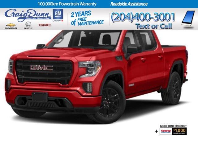 2021 GMC Sierra 1500 Elevation 4WD Crew Cab 147″ Elevation Gas V8 5.3L/325 [3]