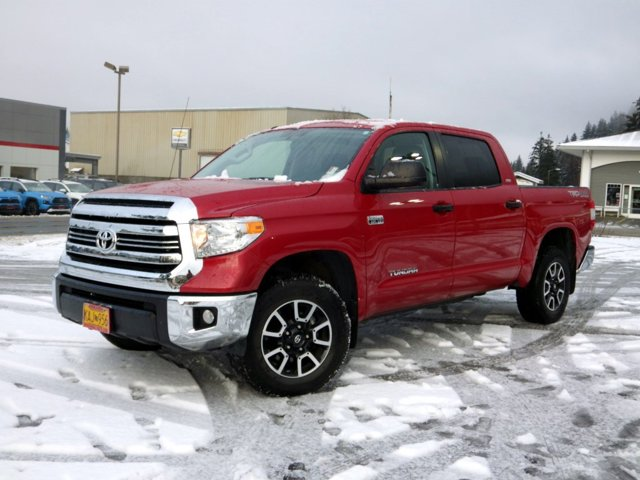 Used 2016 Toyota Tundra in Juneau, AK