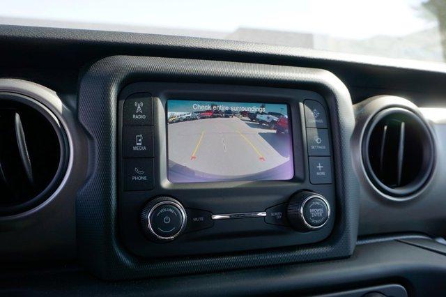 New 2020 Jeep Wrangler Sport 4x4