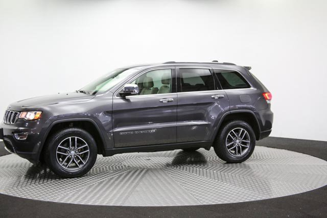 2017 Jeep Grand Cherokee for sale 123313 54