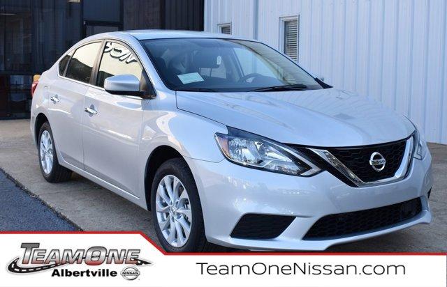 New 2019 Nissan Sentra in Albertville, AL