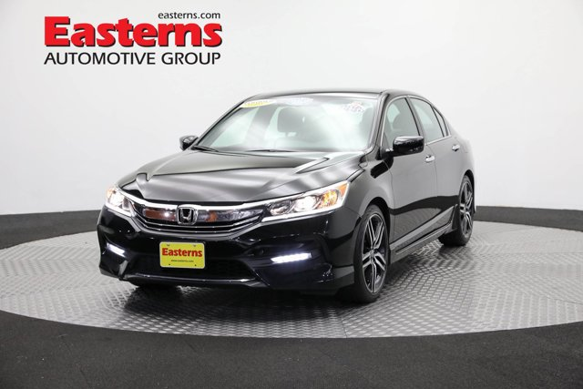 2017 Honda Accord for sale 124410 0