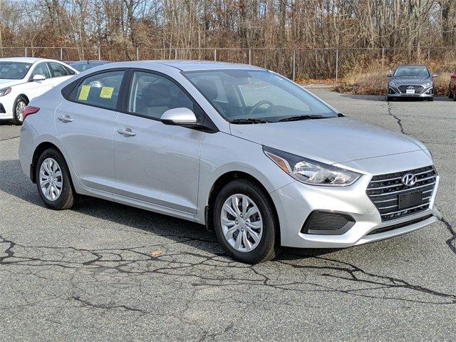 New 2020 Hyundai Accent in Seekonk, MA