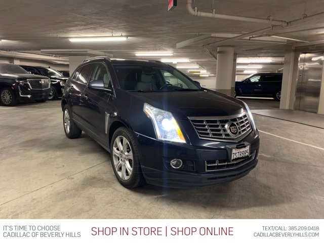 2016 Cadillac SRX Performance Collection FWD 4dr Performance Collection Gas V6 3.6L/217 [0]