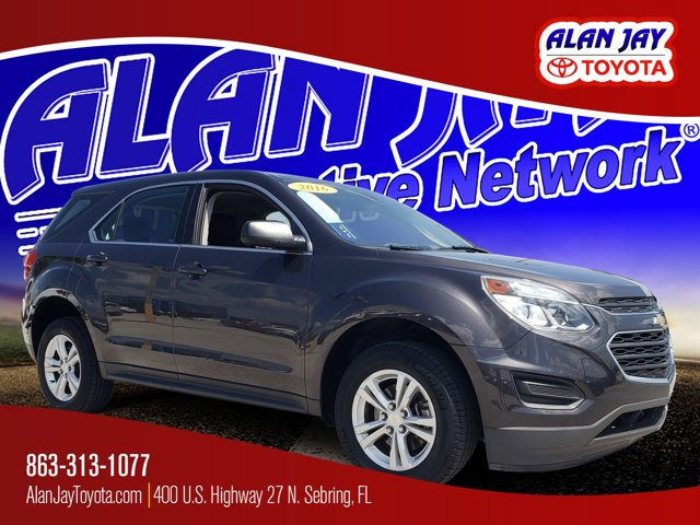 Used 2016 Chevrolet Equinox in Sebring, FL