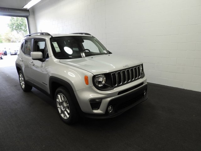 New 2019 Jeep Renegade in Lakeland, FL
