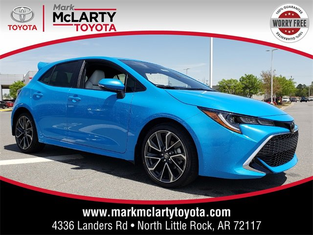 New 2019 Toyota Corolla Hatchback in North Little Rock, AR