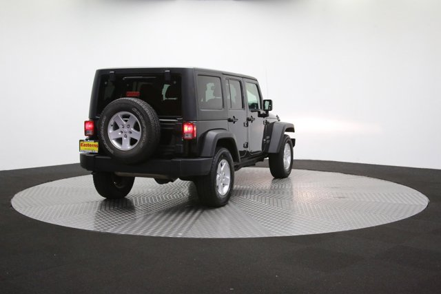 2016 Jeep Wrangler Unlimited for sale 124726 34