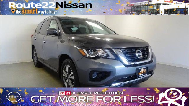 2020 Nissan Pathfinder S 4x4 S Regular Unleaded V-6 3.5 L/213 [8]