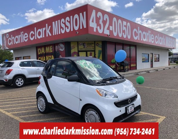 2015 smart fortwo Pure 2dr Cpe Pure Premium Unleaded I-3 1.0 L/61 [2]