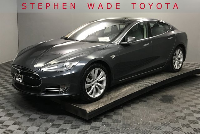 Used 2015 Tesla Model S in St. George, UT