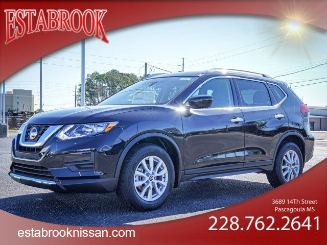 New 2020 Nissan Rogue in Pascagoula, MS