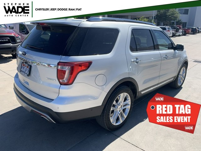 Used 2016 Ford Explorer Limited