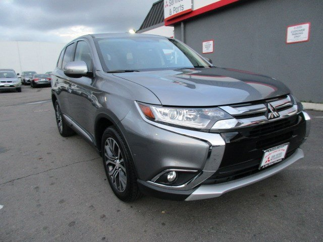 Photo 2 of this used 2017 Mitsubishi Outlander vehicle for sale in San Rafael, CA 94901