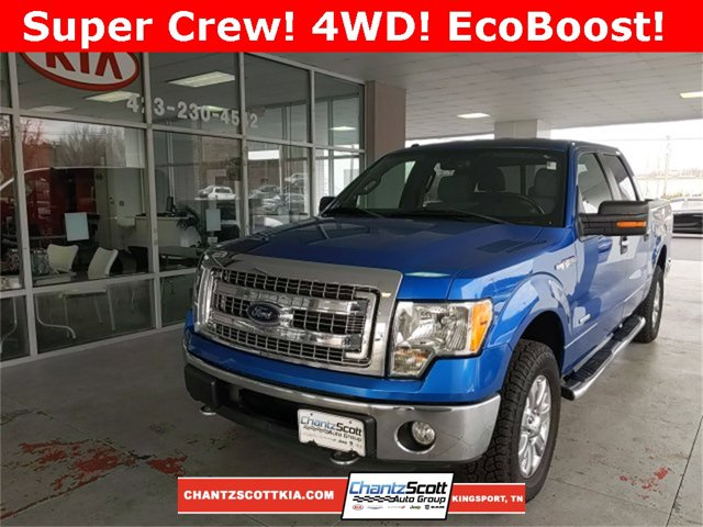 Used 2013 Ford F-150 in Kingsport, TN