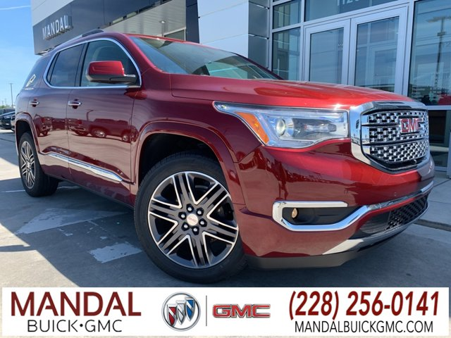 Used 2017 GMC Acadia in D'Iberville, MS