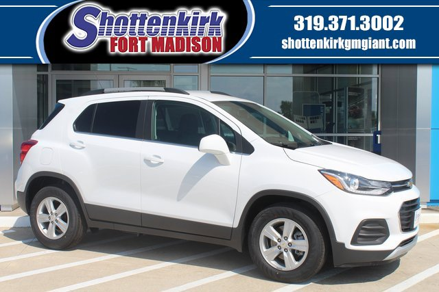New 2020 Chevrolet Trax in Fort Madison, IA