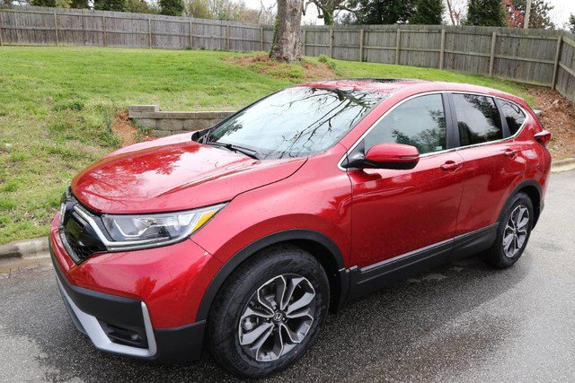 New 2020 Honda CR-V in High Point, NC