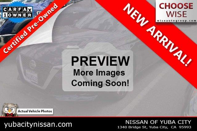 2021 Nissan Altima 2.5 SL 2.5 SL AWD Sedan Regular Unleaded I-4 2.5 L/152 [5]
